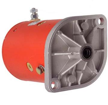 Western snow plow motor for Fisher snow plow pump replacement motor