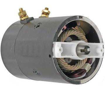 Snow plow motor for western fisher for Fisher snow plow pump replacement motor